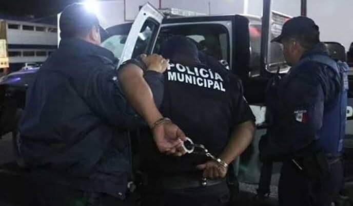 Detienen a director y 6 elementos de seguridad pública de Cuitzeo; Michoacán por vínculos con LNFM y los Viagras