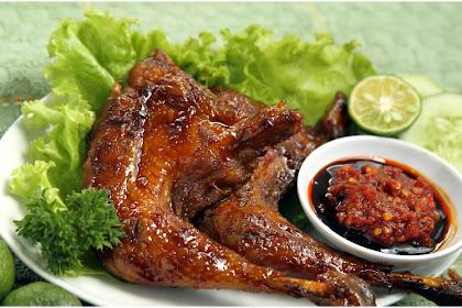 Resep Ayam Bakar Special Pedas Manis