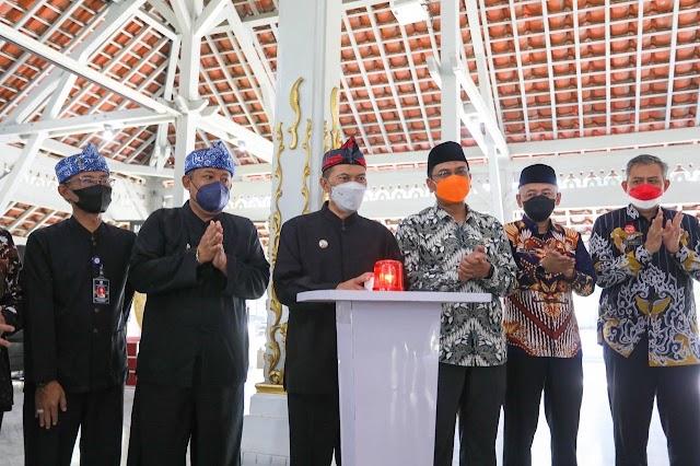 Kado HJKB 211, Pemkot Bandung Melalui Program GESIT Berhasil Memsertifikasi 1.749 Rumah Ibadah