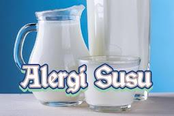 Apa itu Alergi susu