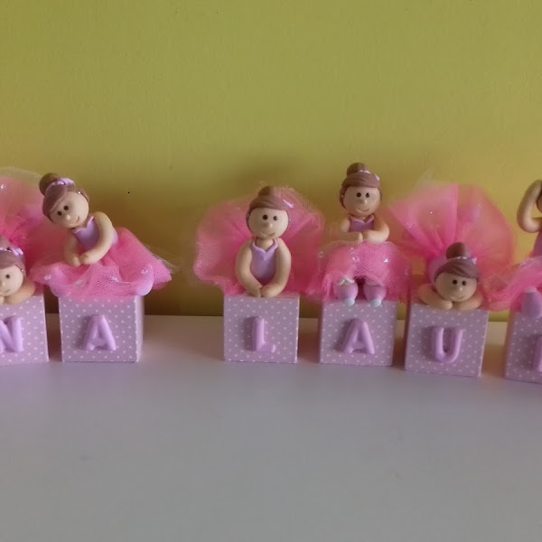 Cubos de Bailarinas