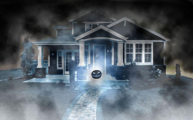 Bruma y máscaras | Un relato de Halloween | The Hellstown Post. Narrativa actual