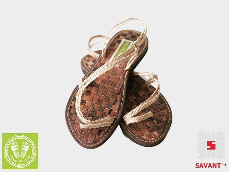 Banig Summer Strap Sandals (Ladies)