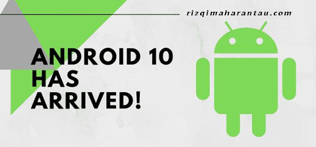 Beberapa Fitur Android 10 yang Perlu Diketahui