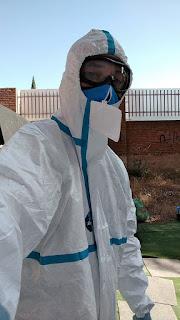 Desinfección Covid-19 Aranjuez