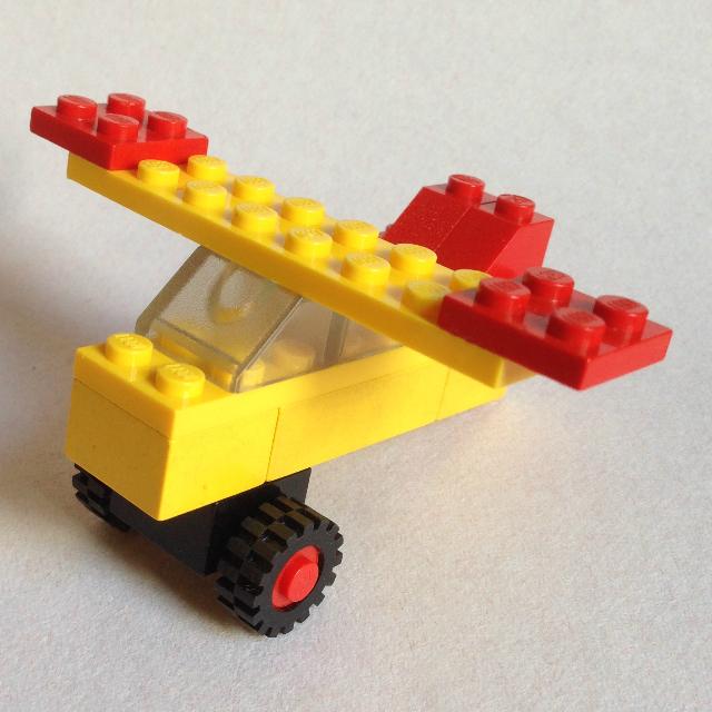 Lego 1606 -  sportrepülő