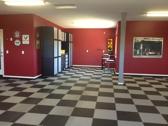 Best Garage Wall Paint Color