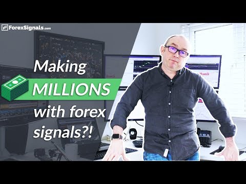Can you make money from forex signals