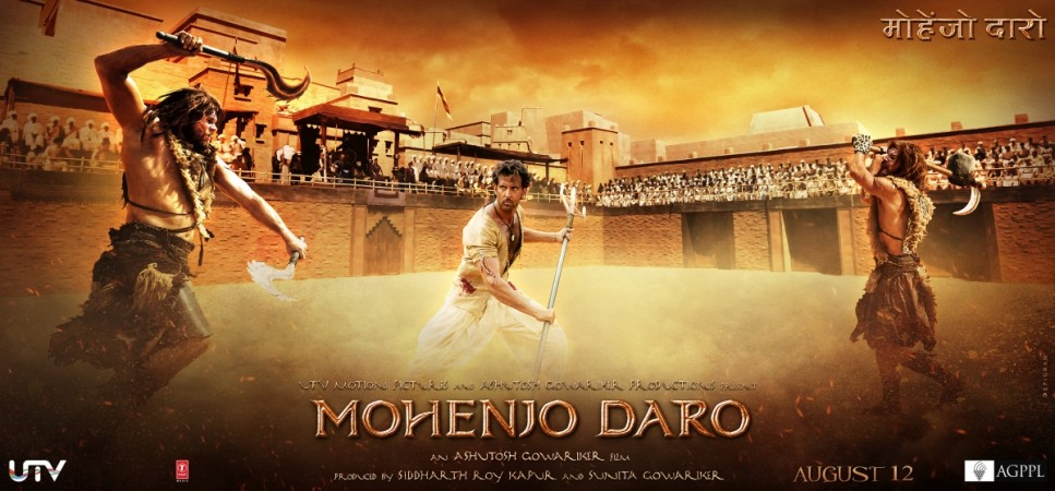 Latest Hrithik Roshan Movie Mohenjo Daro (2016) box office collection Verdict (Hit or Flop) wiki, report New Records, Overseas day and week end.