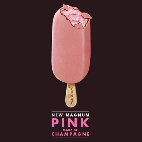 Frisko, magnum pink, is, gratis, seven elleven, sommer, forår, event, 31. marts