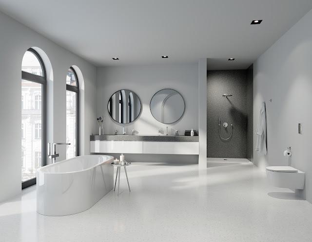 Los pequeños detalles en el baño y GROHE PLUS