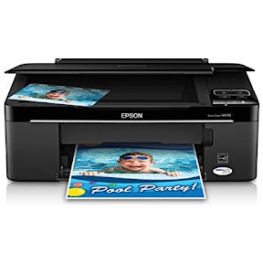 Epson NX130 Stylus Printer Drivers Download