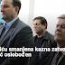 Osmanoviću smanjena kazna zatvora za mito, Torić oslobođen