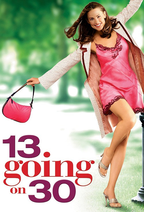 13 Going On 30 (2004) Dual Audio Hindi 300MB BluRay 480p ESubs