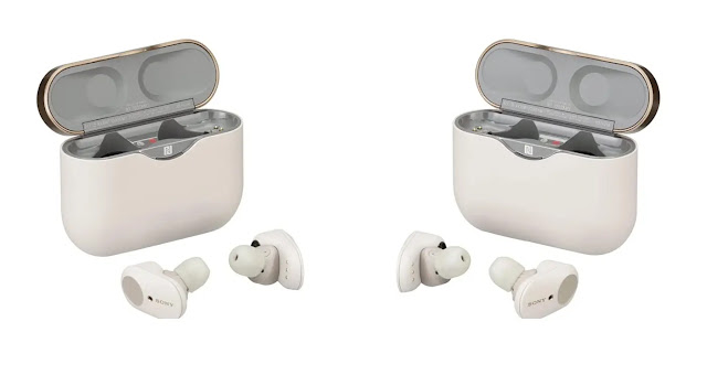 Sony WF-1000XM3 wireless headphones