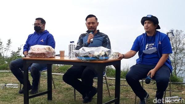 Kubu Moeldoko Bakal Gugat AD/ART Demokrat ke PTUN, AHY: Kami Tak Gentar