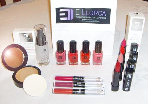 Cosmeticos elisabeth llorca primera merienda blogger alicante