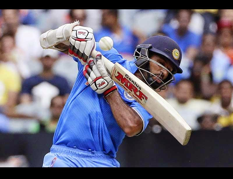 Shikhar Dhawan, ICC world Cup 2015, South Africa national cricket team, The Cricket World Cup, India, South Africa
