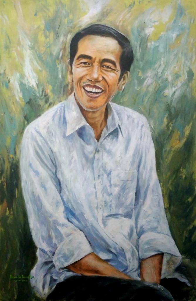 87 Gambar Abstrak Jokowi Terbaik
