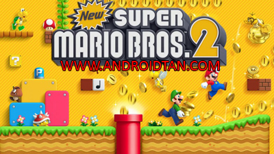 Super Mario 2 HD Mod Apk v1 Unlimited Coins Terbaru