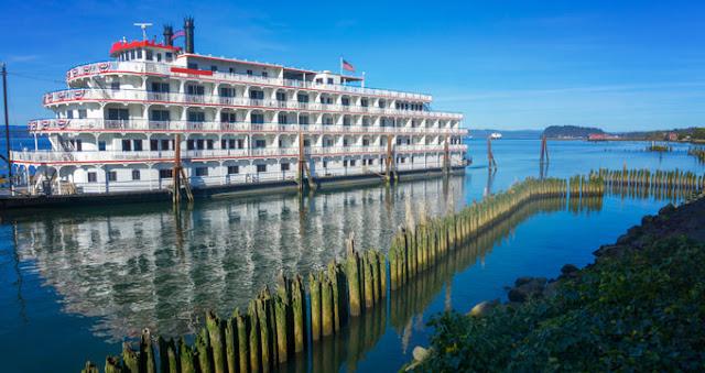 Los 5 mejores cruceros por el río Columbia
