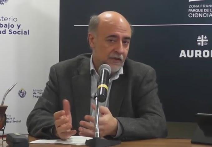 """MIERES: """"MÁS DE 120.000 PERSONAS FUERON REINCORPORADAS A SUS EMPLEOS"""""""