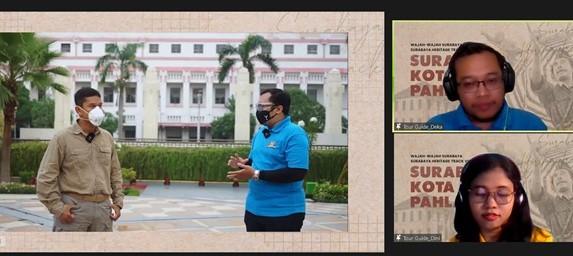 Tur Virtual Surabaya Heritage Track