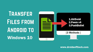 How To Transfer Files From Android To Windows 10