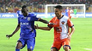 मुंबई एफसी के राफैल बास्टोस ने दूसरे सेमीफाइनल में गोवा के खिलाफ एकमात्र गोल किए