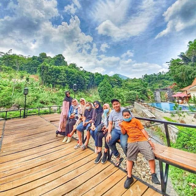 Griya Pendopo Ciherang Sentul Bogor