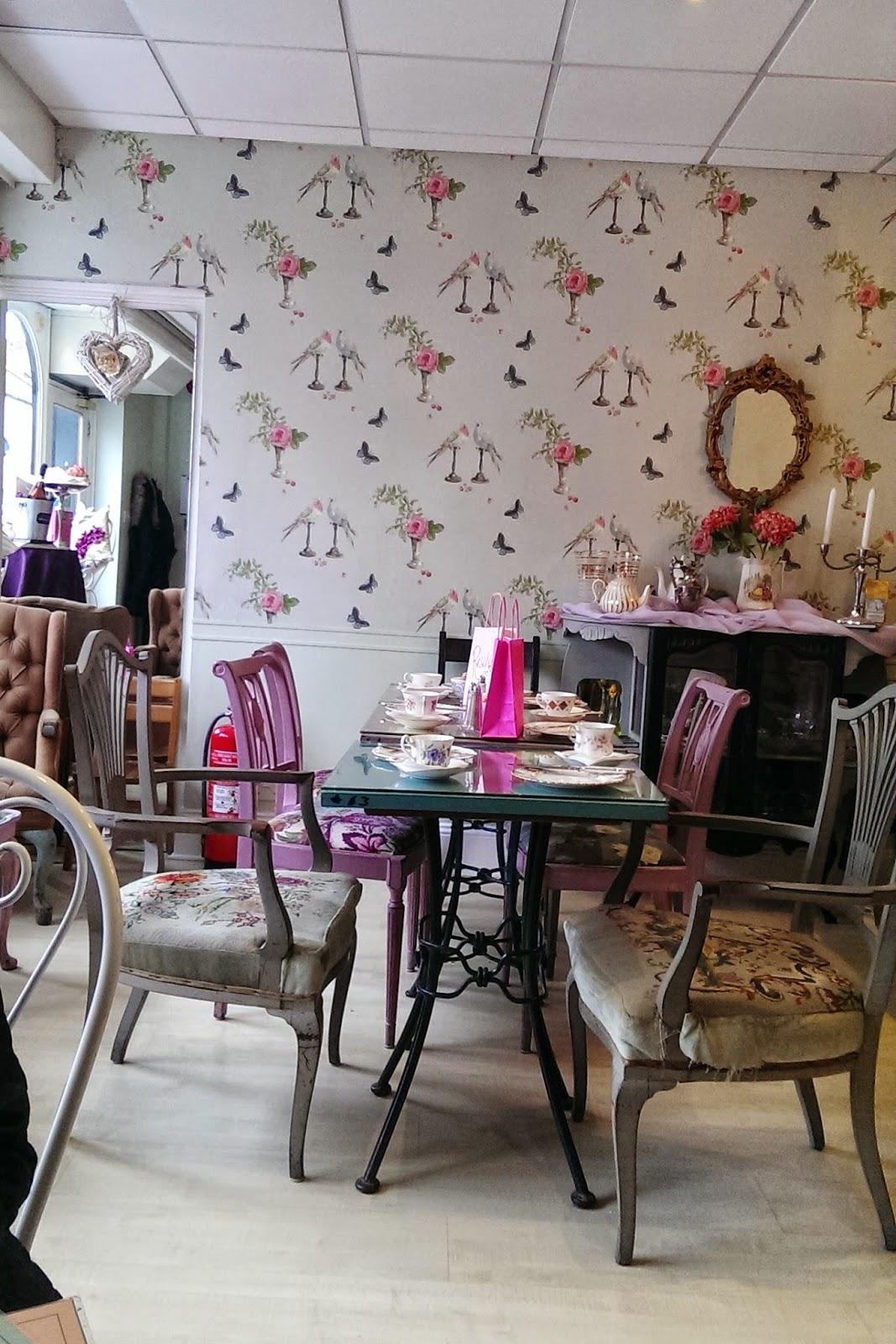 Vintage Tea Room Leamington Spa