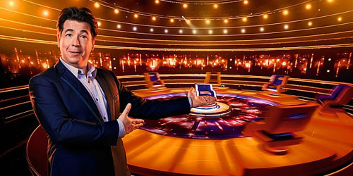 Michael McIntyre's The Wheel