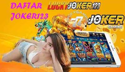 DAFTAR JOKER123 SLOT TERBARU TARUHAN UANG ASLI