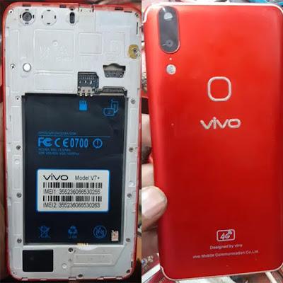 Vivo Clone V7 Plus Flash File