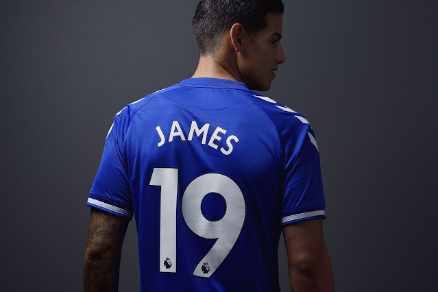 James to Everton
