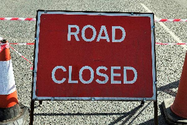Roads reportedly closed in Keighley and Cullingworth due to surface water