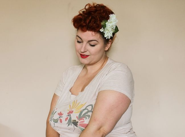 how to do I love lucy vintage hair poodle updo