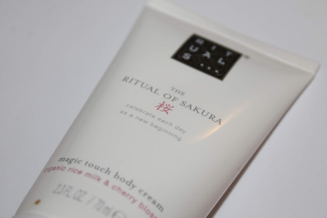 Magic Touch Body Cream - The Ritual of Sakura - Rituals