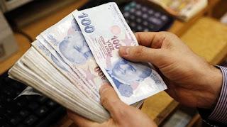 سعر صرف الليرة التركية مقابل العملات الرئيسية الاثنين 8/6/2020