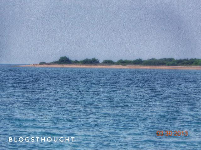 kunthukal beach Rameshwaram