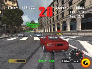 Burnout PS2 Baixar grátis