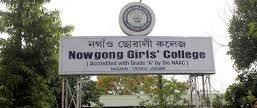 Nowgong Girls' College Recruitment 2019: Assistant Professor [10 posts]