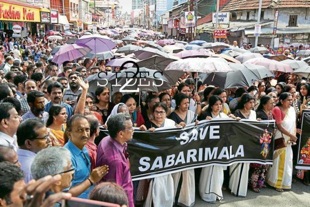 Sabarimala - Why Kerala is protesting women entry.