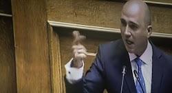Ο Κωνσταντίνος Μπογδάνος είπε ότι οι δύο υπάλληλοι του υπουργείου Πολιτισμού που έκαναν τις καταγγελίες για τους ανήλικους στο «Joker» συνδέ...