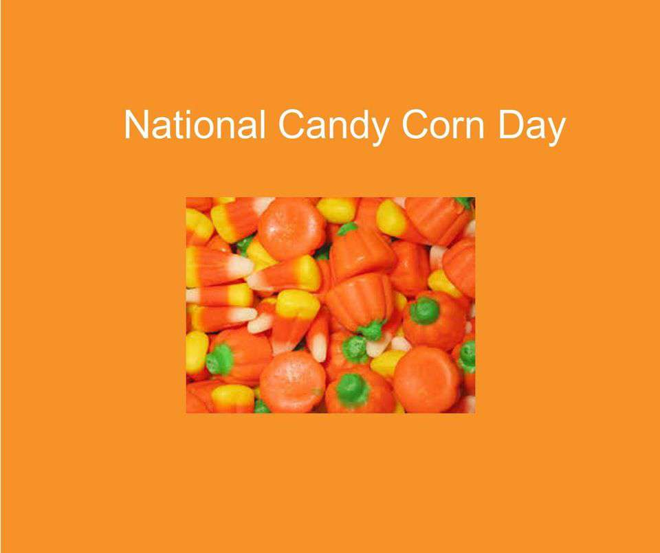 National Candy Corn Day Wishes For Facebook