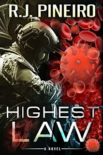 Highest Law: A Medical-Suspense Thriller by R.J. Pineiro