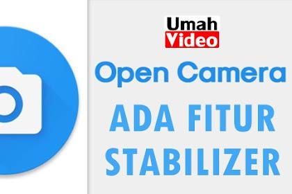 Mencoba Stabilizer Video Open Camera pada Xiaomi 5 Plus