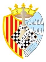 Escudo del Club d'Escacs Olot - Club de Ajedrez Olot