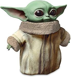 Click here to purchase Baby Yoda Soft Figure at Amazon!