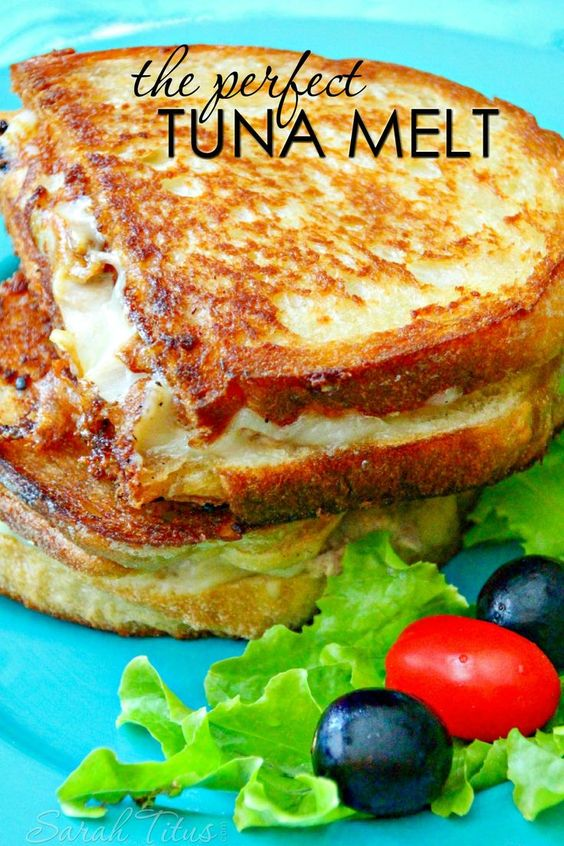 THE PERFECT TUNA MELT #recipes #lunchrecipes #food #foodporn #healthy #yummy #instafood #foodie #delicious #dinner #breakfast #dessert #lunch #vegan #cake #eatclean #homemade #diet #healthyfood #cleaneating #foodstagram